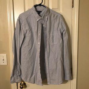 Men's casual shirt, long sleeved